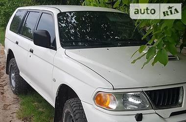 Mitsubishi Pajero Sport 2006