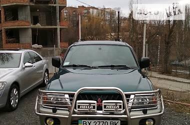 Mitsubishi Pajero Sport 2003 в Хмельницком
