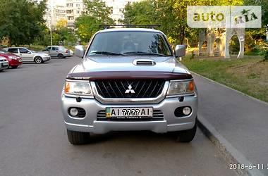Mitsubishi Pajero Sport 2006 в Киеве