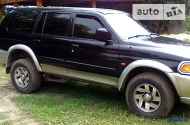 Mitsubishi Pajero Sport 2004 в Житомире