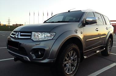 Mitsubishi Pajero Sport 2014 в Харькове