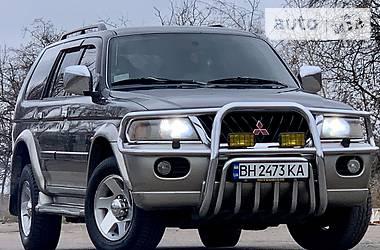Mitsubishi Pajero Sport 2002 в Одессе