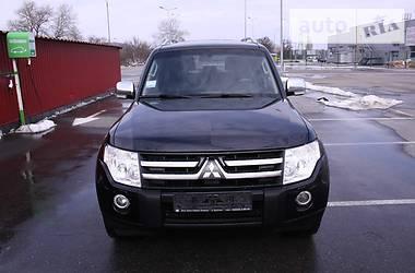 Mitsubishi Pajero Wagon  2009