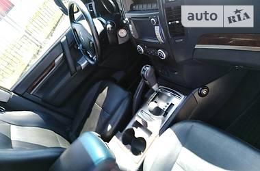 Mitsubishi Pajero Wagon 2013