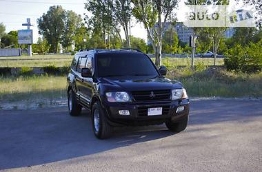 Mitsubishi Pajero Wagon 2002 в Запорожье