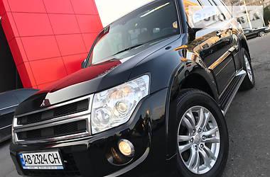 Mitsubishi Pajero Wagon 2014 в Виннице