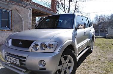 Mitsubishi Pajero Wagon 2003 в Кельменцах
