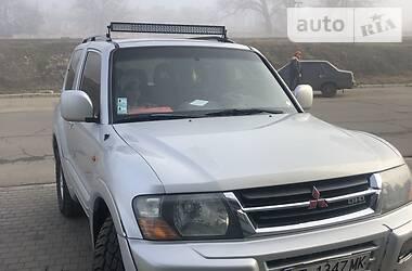 Mitsubishi Pajero Wagon 2002 в Вознесенске