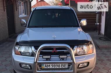 Mitsubishi Pajero Wagon 2000 в Попельне