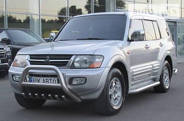 Mitsubishi Pajero Wagon 2001 в Киеве