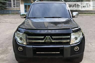 Внедорожник / Кроссовер Mitsubishi Pajero Wagon 2008 в Славянске