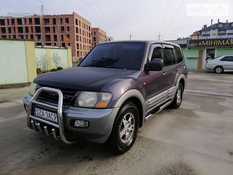 Mitsubishi Pajero Wagon 2000 в Ужгороде