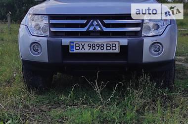 Внедорожник / Кроссовер Mitsubishi Pajero Wagon 2007 в Хмельницком