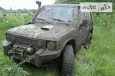 Mitsubishi Pajero 1986 в Прилуках