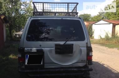 Mitsubishi Pajero 1997 в Ужгороде