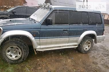 Mitsubishi Pajero 1999 в Ужгороде