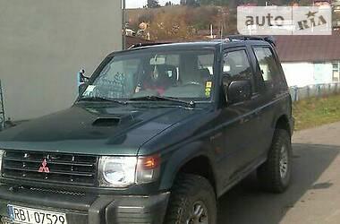 Mitsubishi Pajero 1998 в Верховине