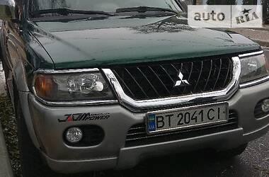 Mitsubishi Pajero 2000 в Херсоне