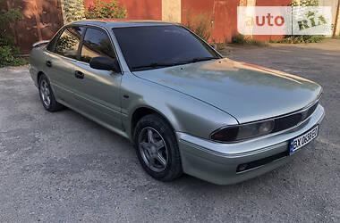 Седан Mitsubishi Sigma 1993 в Збараже
