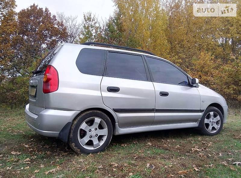 Mitsubishi Space Star 2003 в Киеве