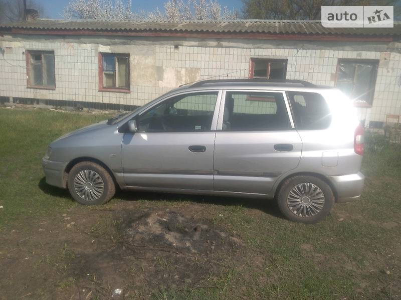Mitsubishi Space Star 2001 в Бахмуте