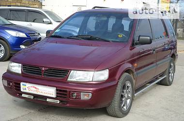 Mitsubishi Space Wagon 1996 в Николаеве