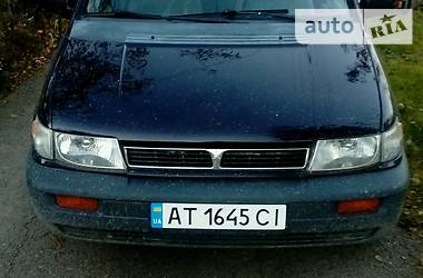 Mitsubishi Space Wagon 1993 в Ивано-Франковске