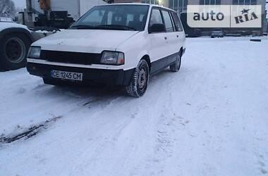 Mitsubishi Space Wagon 1990 в Чернівцях