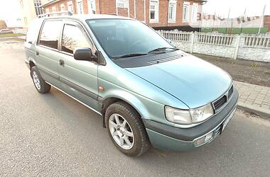 Mitsubishi Space Wagon 1996 в Золочеве