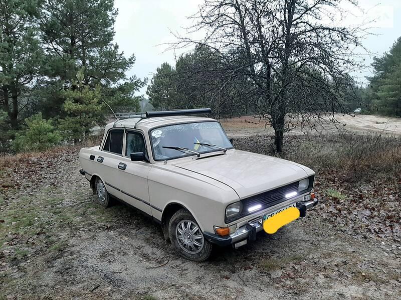 Москвич / АЗЛК 21406 1987 в Вышгороде