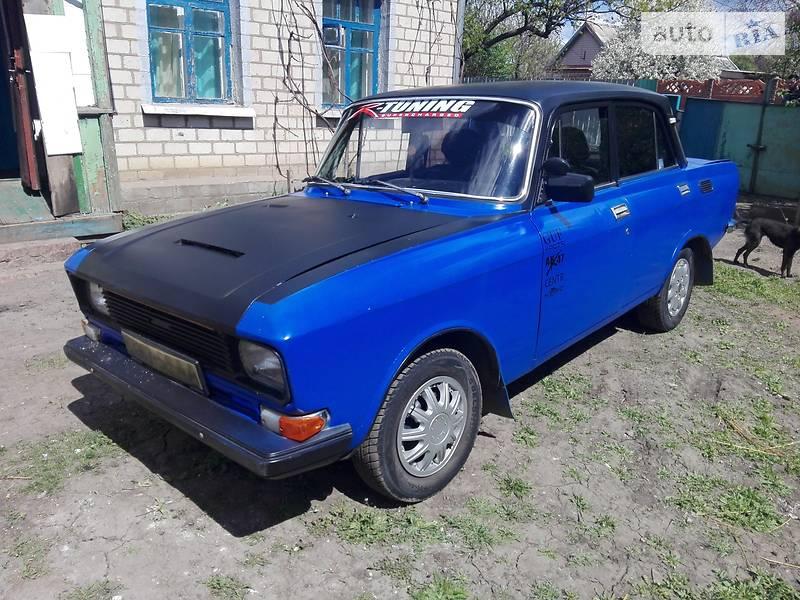 Москвич / АЗЛК 2140 1976 в Кривом Роге