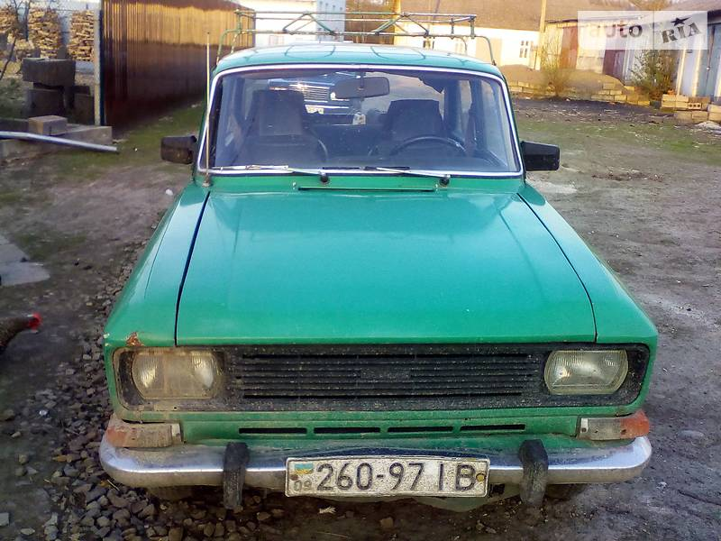 Москвич / АЗЛК 2140 1984 в Ивано-Франковске