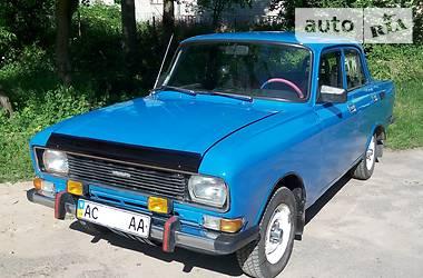Москвич / АЗЛК 2140 1986 в Луцке