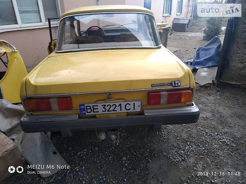 Москвич / АЗЛК 2140 1984 в Николаеве