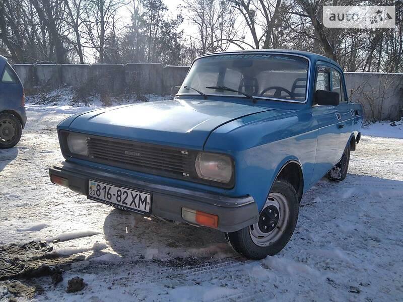 Москвич/АЗЛК 2140 1986 в Каменец-Подольском