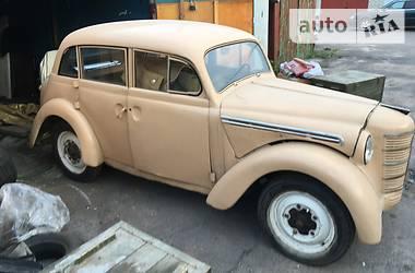 Москвич / АЗЛК 401 1955 в Львове