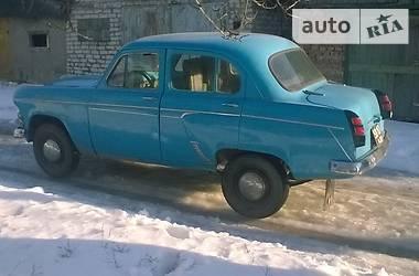 Москвич/АЗЛК 403 1960 в Гайвороне