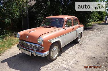 Москвич/АЗЛК 407 1960 в Запорожье