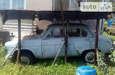 Москвич / АЗЛК 407 1960 в Львове