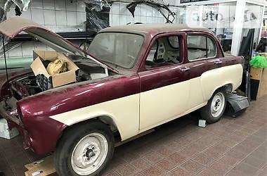 Москвич / АЗЛК 407 1965 в Киеве
