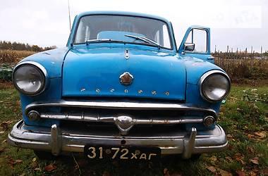 Москвич / АЗЛК 407 1958 в Ромнах
