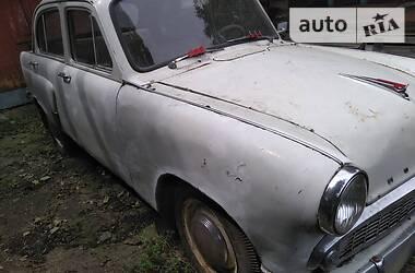 Москвич/АЗЛК 407 1962 в Дубно