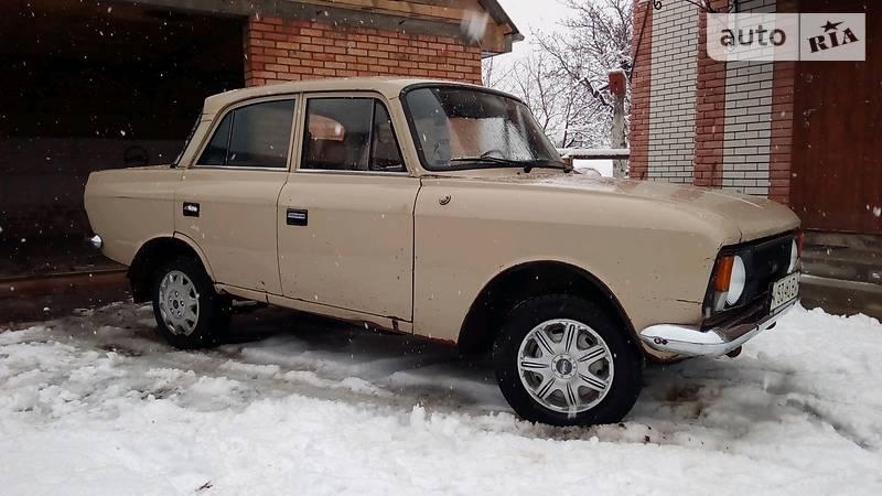 Москвич / АЗЛК 412 1983 года в Виннице