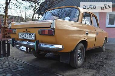 Москвич / АЗЛК 412 1986 в Зенькове