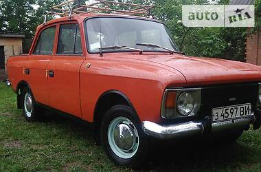 Москвич / АЗЛК 412 1985 в Немирове