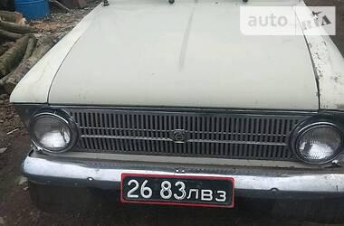 Москвич/АЗЛК 412 1971 в Сколе
