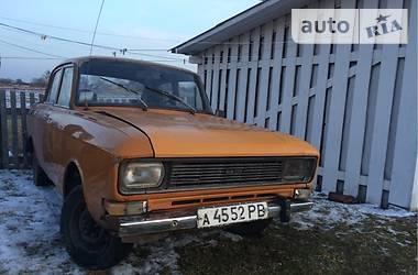Москвич / АЗЛК 424 1986 в Киверцах