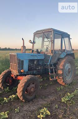 Трактор сельскохозяйственный МТЗ 082 1995 в Львове