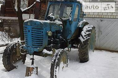 МТЗ 52 Беларус 1991 в Ужгороде