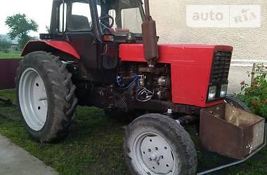 Трактор сельскохозяйственный МТЗ 80.1 Беларус 1994 в Городенке